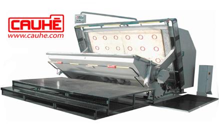 Troqueladoras manuales Cauhé